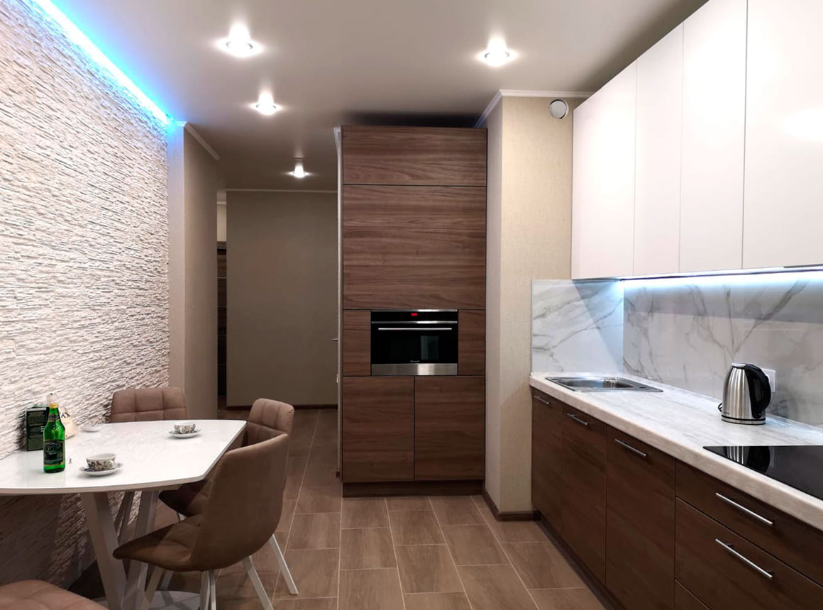 Кухня модерн - Orange Cat 419