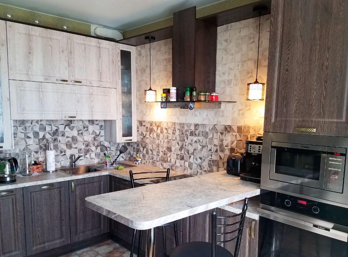 Кухня модерн - Orange Cat 420