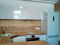Кухня модерн - Orange Cat 443