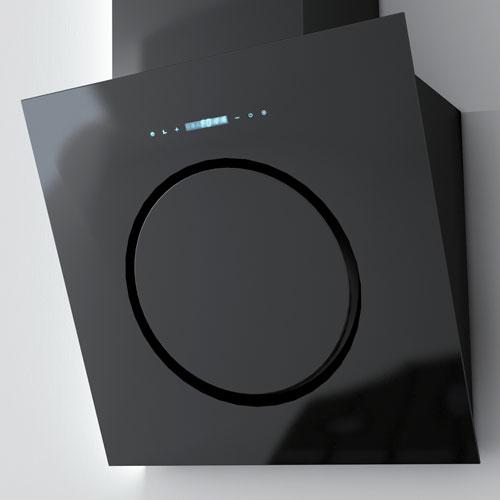 Наклонная вытяжка Modus 600 Black